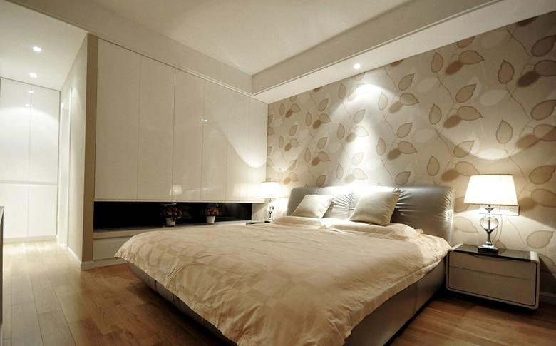 新古典风格三居室120平米衣柜设计