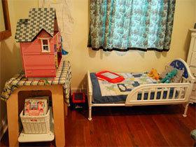 儿童床装修效果图20