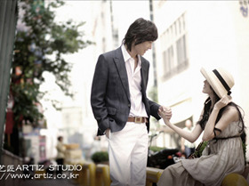 你我一起演繹一段韓國凄美愛情偶像劇