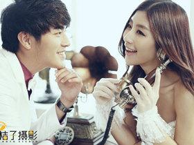 韩式小清新风格当道 浪漫唯美打动人心