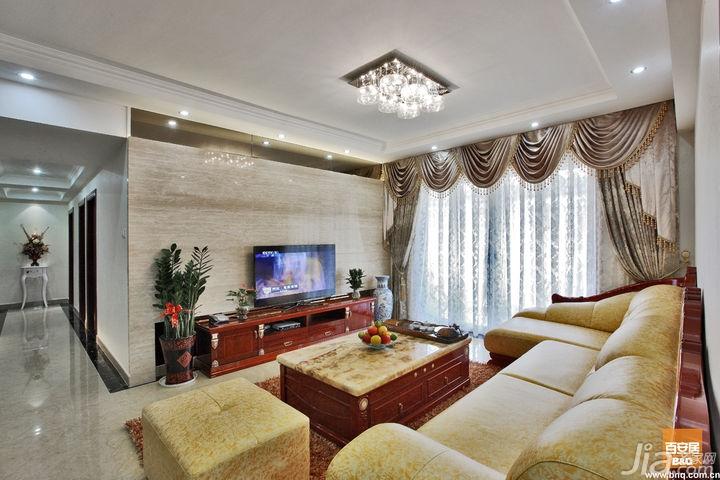 上海百安居装修案例集锦 百安居设计作品