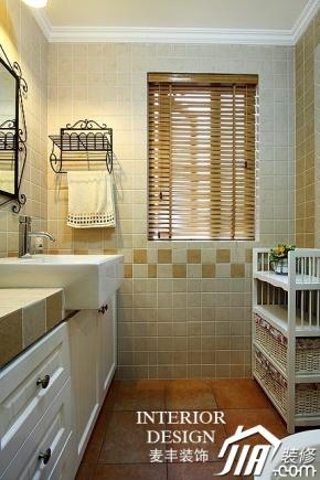 0) 浴室柜 卫生间 田园风格 公寓装修 陈禹-绿野仙踪 森系三房小红屋
