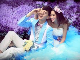 甜蜜薰衣草之恋 紫色浪漫伊甸园