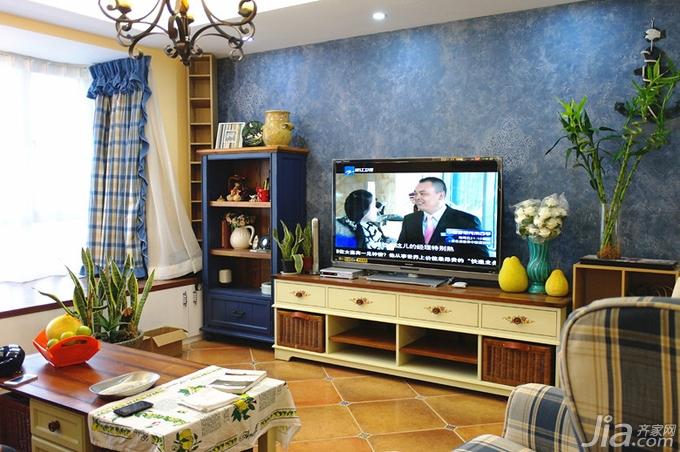 16款美观实用客厅电视柜