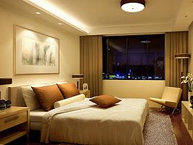 歐普調控臥室燈光 多重需求緩解疲勞