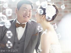 韓國諧星金俊鉉 曝浪漫滿溢婚紗照