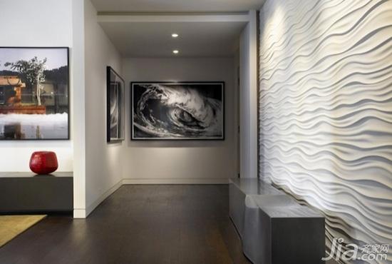 13款前卫墙面设计 艺术装饰个性家居(5)
