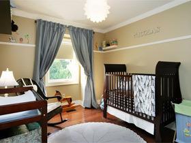 16款简约温馨灯具 装扮温暖儿童房