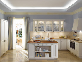 厨房里的魅力 欧普打造高端灯光方案