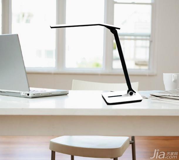 欧普照明书房灯具效果图