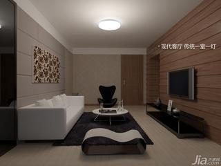 欧普照明客厅灯具效果图