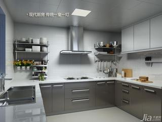 欧普净爽照明 装点实用现代厨房1/2