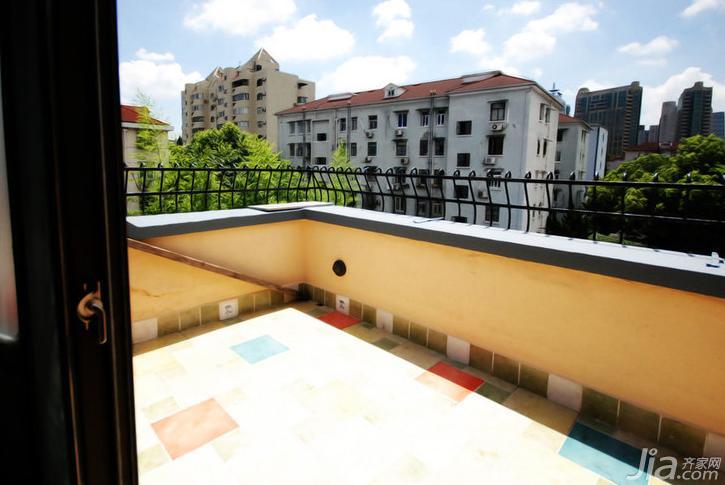 loft风格复式40平米阳台装修