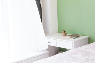 美式风格二居室80平米梳妆台效果图