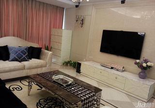 2014年最流行 50款电视背景墙效果图14/44
