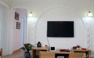电视背景墙装修效果图1627/13
