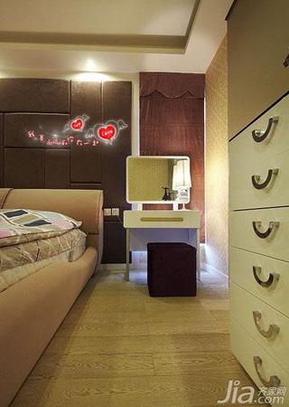 新古典风格二居室100平米梳妆台效果图