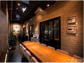 后現代的時尚 老上海情調復古餐廳