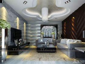新古典奢华风 打造3房2厅绚烂家居