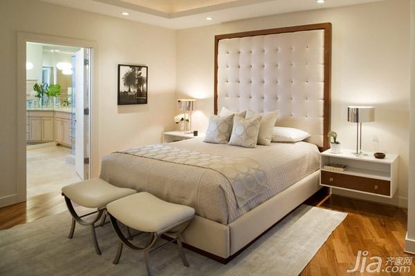墙面装饰集锦 17款简约卧室床头背景墙