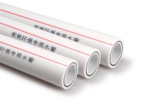"""市场竞争激烈 绿色塑料管材""""突军崛起"""""""