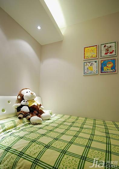现代简约风格20万以上120平米儿童房儿童灯效果图