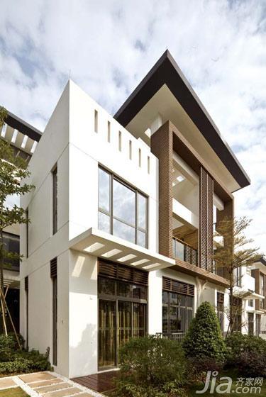 东南亚风格别墅豪华型装修效果图