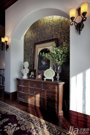 地中海风格别墅富裕型装修效果图