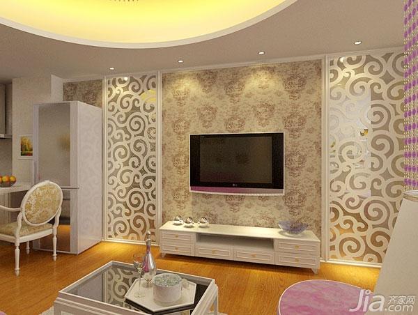 家居 起居室 设计 装修 600_452