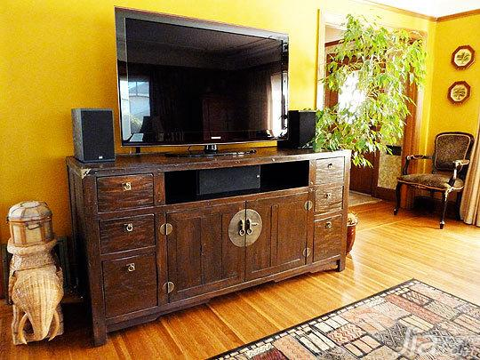 电视柜装修效果图1098/13