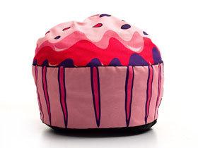 可爱个性蛋糕儿童懒人沙发