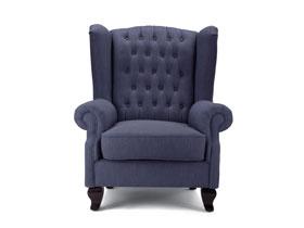 歐式風格彼卡蒂利優雅沙發椅
