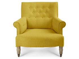 歐美風米切爾個性沙發椅