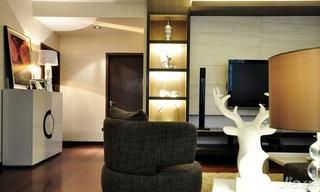 欧式风格10-15万140平米以上玄关电视背景墙设计图纸