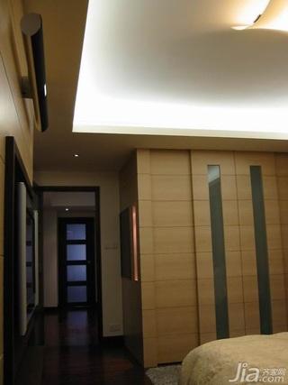 简约风格复式富裕型120平米衣柜新房设计图