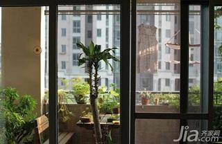 日式风格四房富裕型60平米新房家装图片