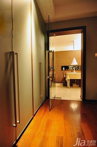 欧式风格二居室富裕型110平米衣帽间衣柜新房家居图片