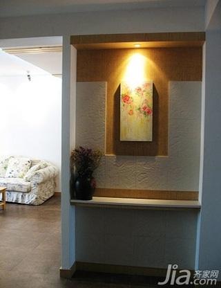 中式风格别墅富裕型110平米婚房家装图