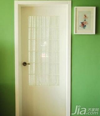 新古典风格别墅绿色富裕型80平米新房家装图片