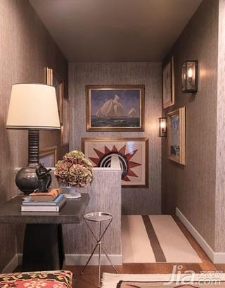 欧式风格别墅富裕型90平米新房平面图