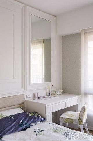 欧式风格一居室5-10万60平米客厅梳妆台新房家装图