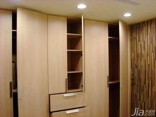 欧式风格一居室5-10万60平米客厅衣柜新房家装图片