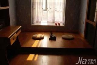 简约风格四房10-15万100平米客厅榻榻米新房设计图