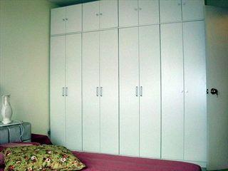 简约风格一居室5-10万50平米客厅衣柜新房设计图纸