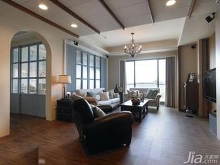 四房10-15万客厅沙发婚房家居图片