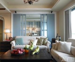 四房10-15万客厅沙发婚房家装图
