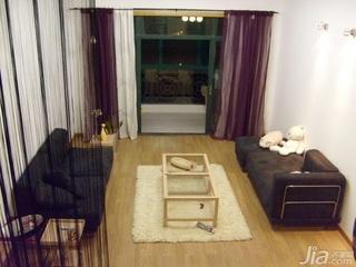 简约风格四房10-15万130平米客厅沙发新房家装图片