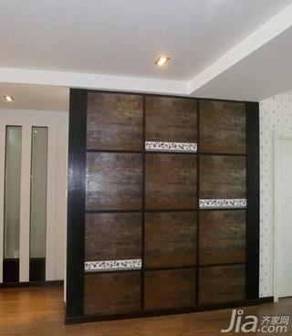 中式风格四房5-10万120平米橱柜新房家装图片