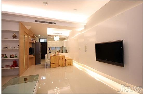 简单的房间平面图