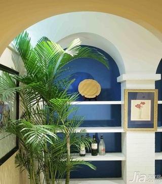地中海风格复式豪华型140平米以上设计图